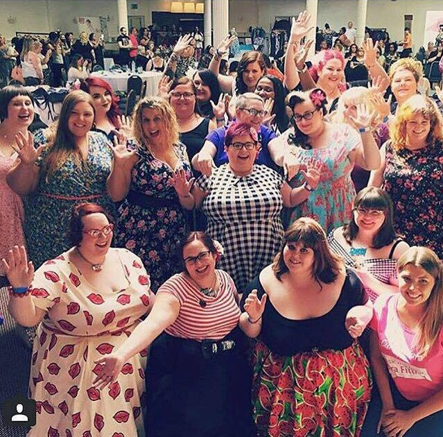 Plus Size Bloggers at StyleXL