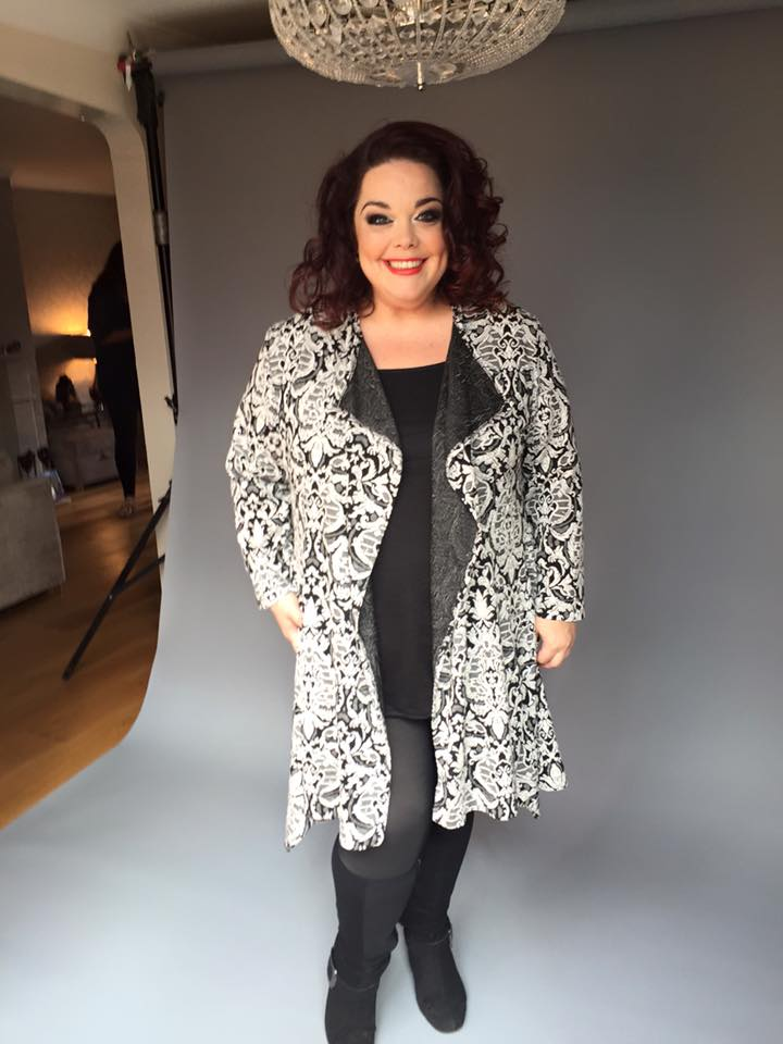 Lisa Riley Just Be You Plus Size Clothing Range