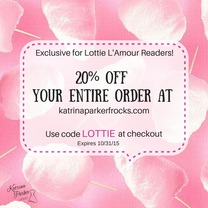 Katrina Parker Frocks Coupon Code