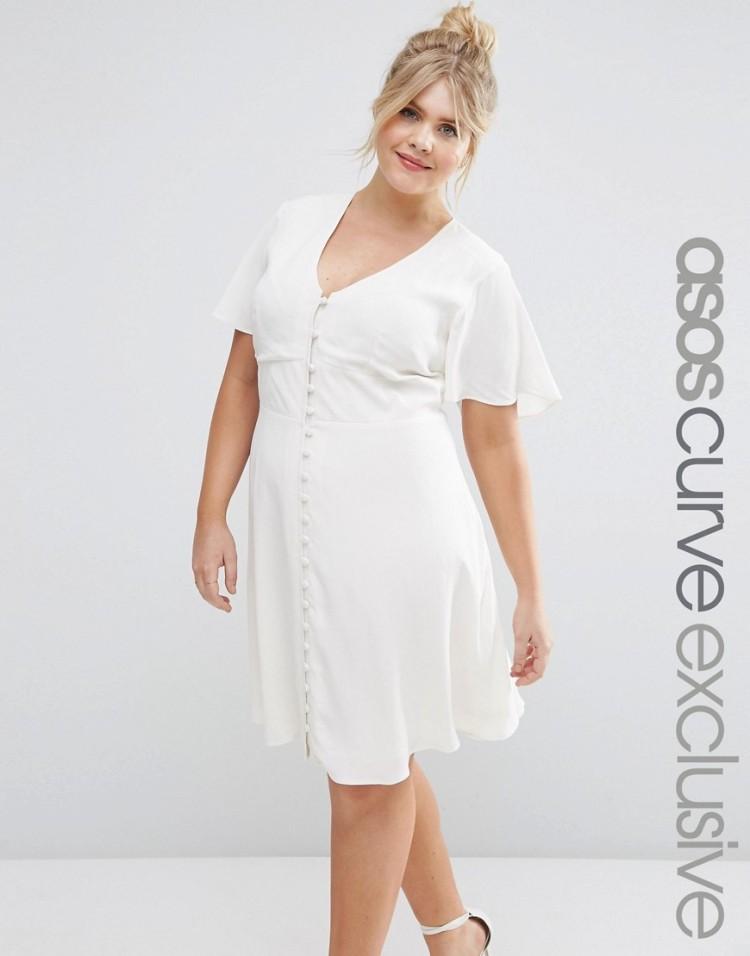 asos-curve-wishlist-white-buttoned-tea-dress-plus-size-fashion-lottie-lamour-uk-plus-size-fashion-blogger
