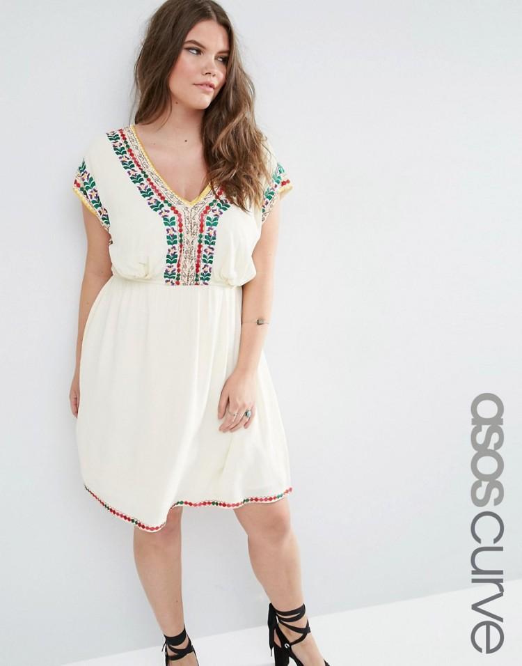 asos-curve-wishlist-white-embroidered-folk-dress-plus-size-fashion-lottie-lamour-uk-plus-size-fashion-blogger
