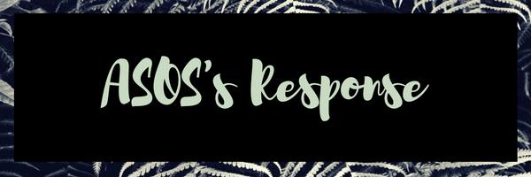 asos response
