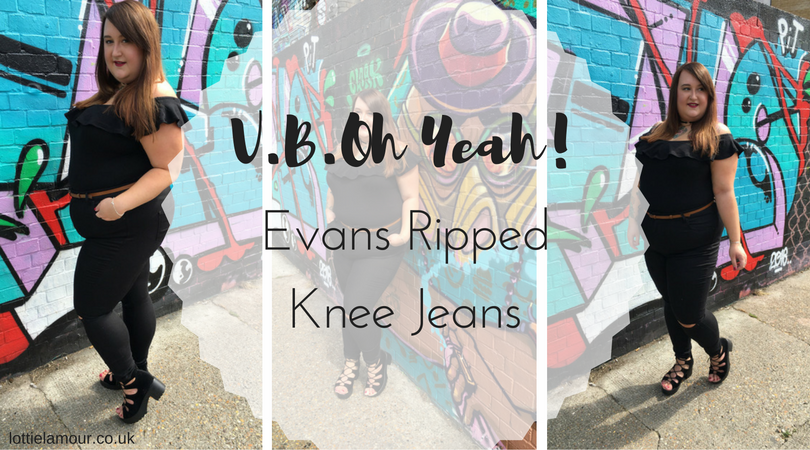 evans-ripped-knee-jeans-plus-size-fashion-lottie-lamour-review